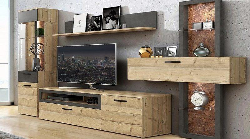 Tipy na nejprodávanější a levné obývací stěny Sconto nábytek