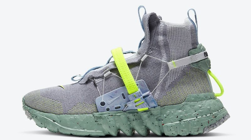 Nové jarní modely Nike Space Hippie s releasem v dubnu 2021