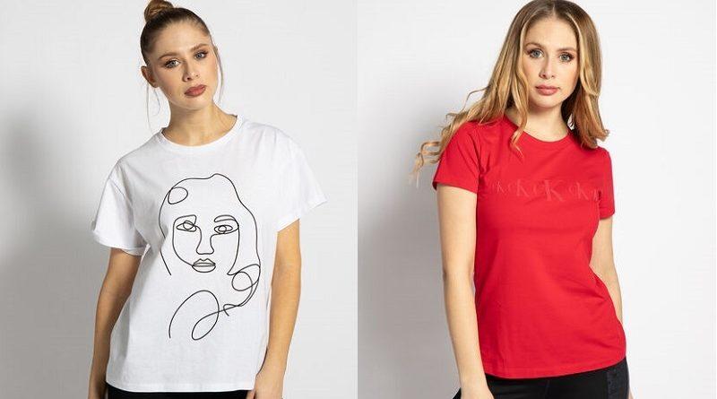 Tipy a inspirace na značková dámská trička s krátkým rukávem