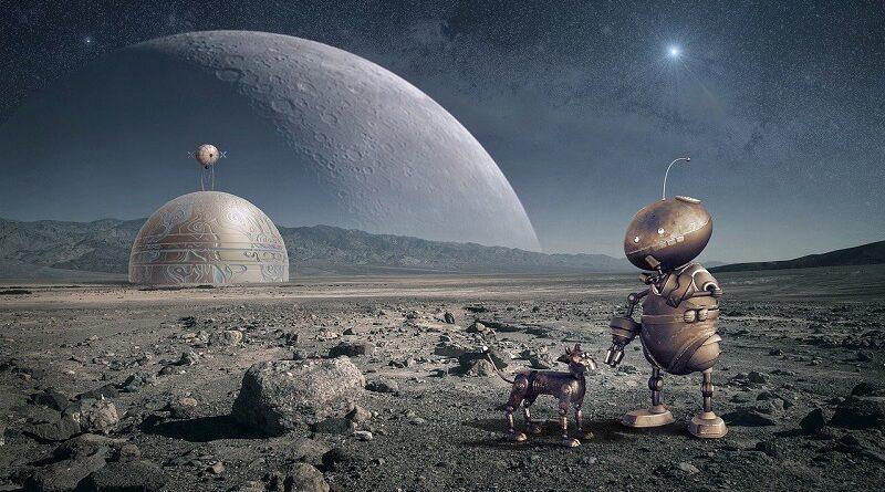 Mimozemšťané jsou nejspíše kyber roboti a nikoliv humanoidi