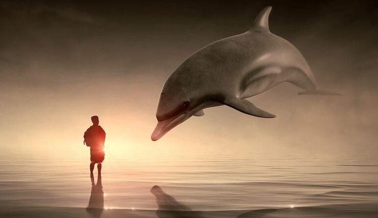 Delfíni možná mluví jazykem tvorů žijících u planety Jupiter