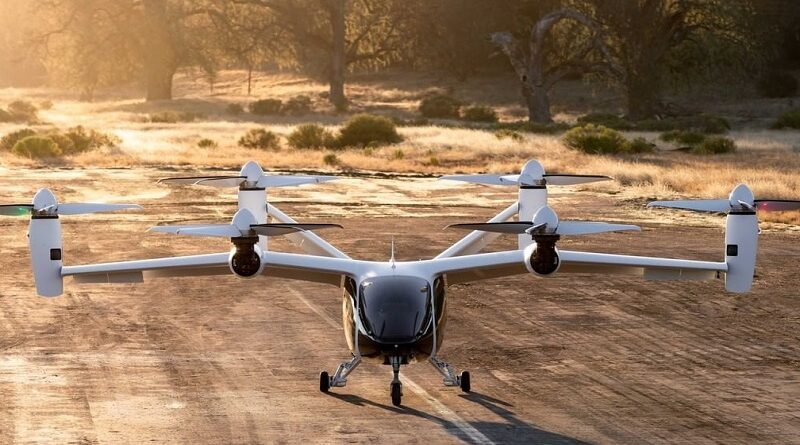 Inovativní baterie představují létající auta eVTOL na obzoru