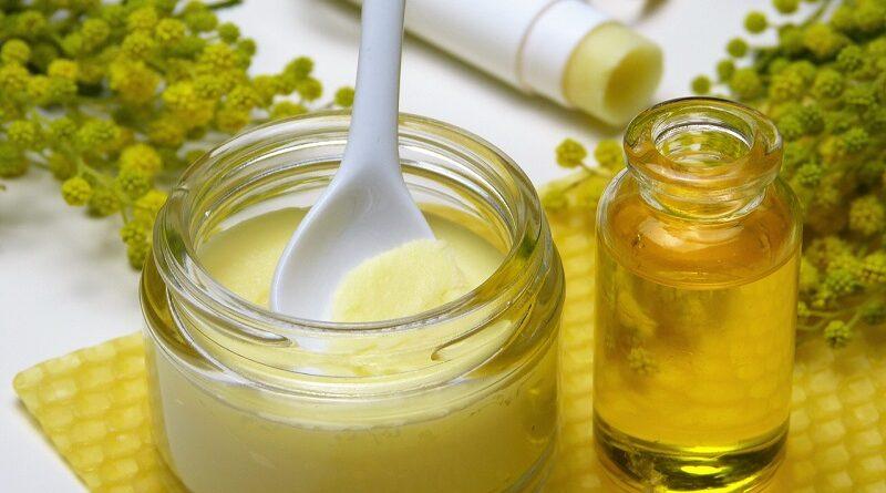 Domácí krém na holení s bambuckým máslem bez chemických látek
