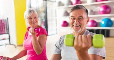 Jednoduchá a účinná cvičení při osteoporóze či řídnutí kostí