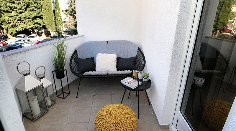 6 jednoduchých způsobů jak proměnit balkon ve venkovní oázu