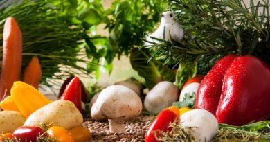 Zdravý recept na ceviche s houbami pro vegetariány i vegany