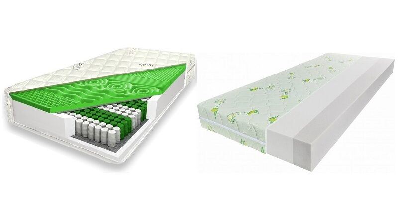 Kvalitní a pohodlné matrace a jak vybrat matraci do postele