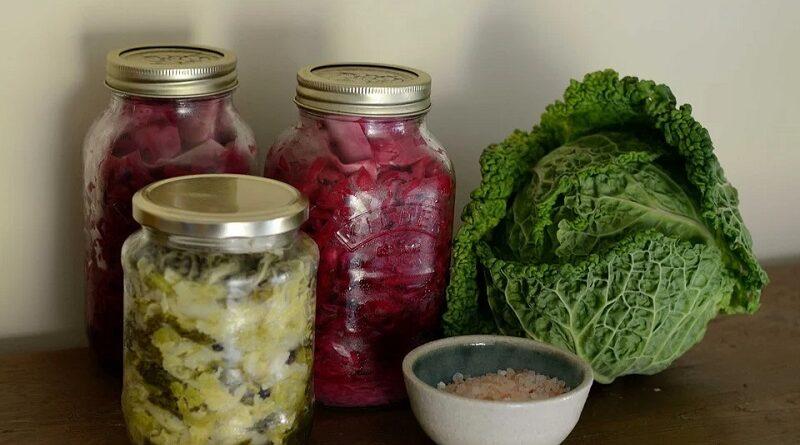 Fermentované potraviny pro zdravá střeva a celkové zdraví