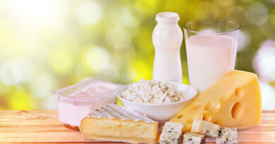 Potraviny bohaté na vitamin B2 riboflavin nezbytné pro zdraví