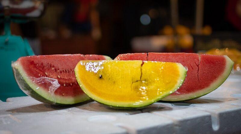 Žlutý meloun a jeho výhody pro zdraví při přidání do stravy